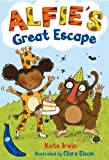 Alfie's Great Escape, Kate Irwin, 1405262125