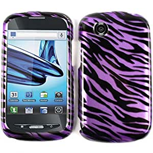 COVER FOR ZTE AVAIL CASE FACEPLATE HARD PLASTIC ZEBRA TP1299-S Z990 CELL PHONE ACCESSORY