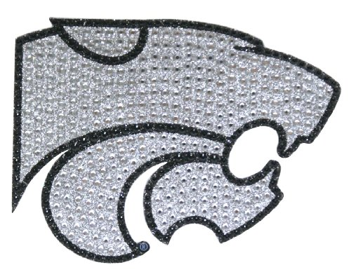ProMark NCAA Kansas State Bling Emblem, One Size, One Color