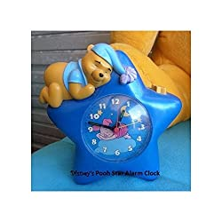 Pooh Star Alarm Clock