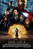 小ポスター、米国版「アイアンマン2」Iron Man 2、ロバート・ダウニー・Jr
