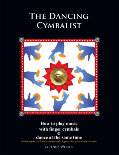 The Dancing Cymbalist - How to play music with finger cymbals & dance at the same time (How To Make Finger)
