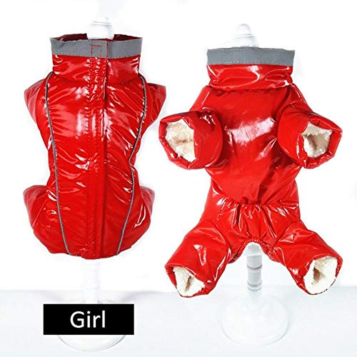 Hakazhi Inc Dog Clothes for Small Dogs Winter