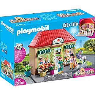 PLAYMOBIL® My Flower Shop Playset