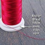 Threadart 40 Spool Polyester Embroidery Machine