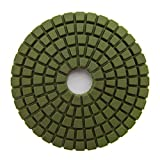 3 in. #800 Grit Wet Diamond Polishing Pad for Stone by Archer USA / Dexpan USA