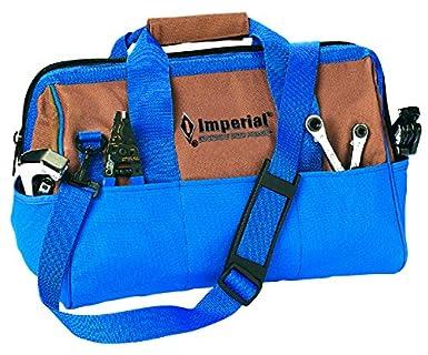 Amazon.com: Imperial Herramienta tb52 15 bolsillo ...