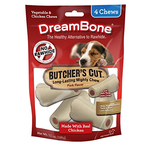 Dreambone Butcher'S Cut Dog Chew, Rawhide Free, Made With Real Chicken - DBBC-02272 ()
