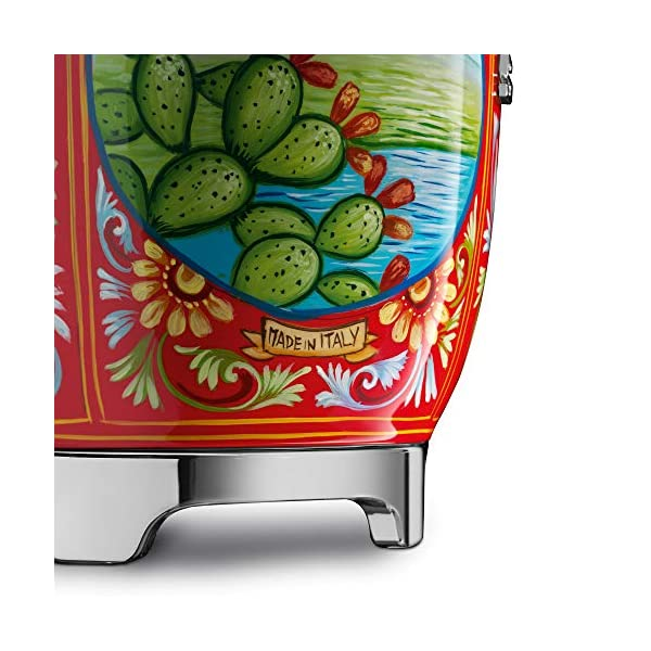 """Dolce and Gabbana x Smeg Citrus Juicer,""""Sicily Is My Love,"""" Collection 5"""