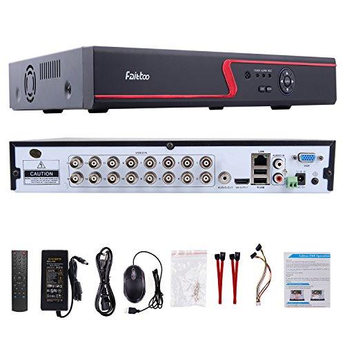 Digital Video Recorder Combination - 6