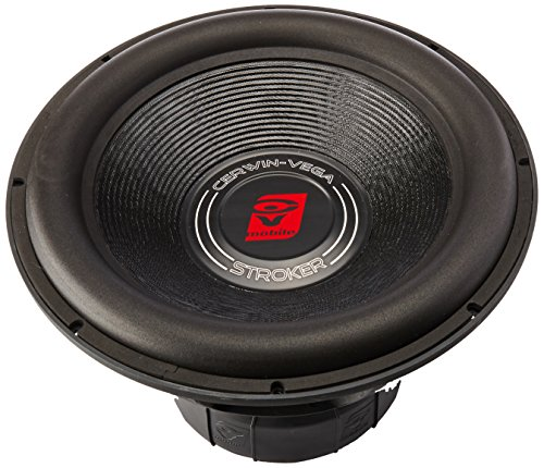CERWIN VEGA ST154D Stroker 2400 Watts Max 4 Ohms/1200Watts RMS Power Handling 15-Inch Dual Voice Coil ()