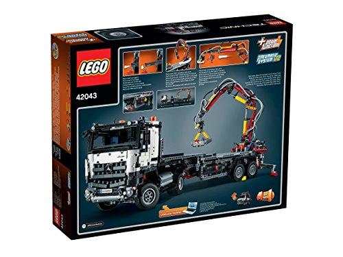 LEGO Technic 42043 - Mercedes-Benz Arocs 3245 2 spesavip