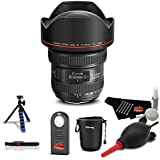 Canon Ef 11 24mm F4l Usm Lens Professional Kit International Model