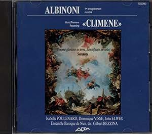 Albinoni - Climene