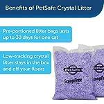 PetSafe ScoopFree Premium Crystal Non Clumping Cat Litter, 2-Pack 9