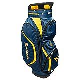 Team Golf NCAA Clubhouse Cart Bag, West Virginia
