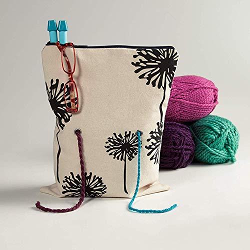 Yarn Storage Bag by Loops & Threads (Dandelion)