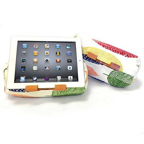 Lap Log iPad Pillow Stand - Eco Friendly Tablet Stand - G...