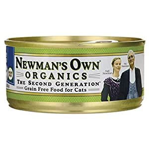 Newman S Own Cat Food Amazon