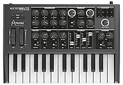 Arturia MicroBrute Analog Synthesizer by Arturia