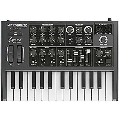 arturia-microbrute-analog-synthesizer