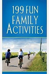 199 Fun Family Activities (VALUE BOOKS) Mass Market Paperback