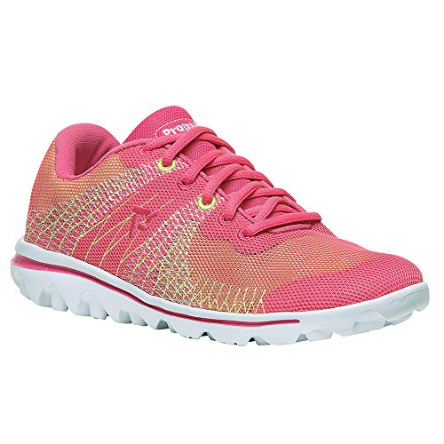 D 3 Knit Pink Women's Yellow Propet qtxI01
