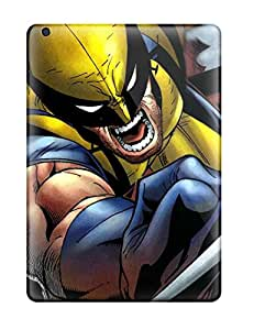 Hot New Design Shatterproof Case For Ipad Air (wolverine)