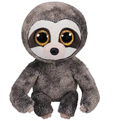 Ty Beanie Babies 36417 Boos Dangler The Sloth Boo Buddy: Toys & Games