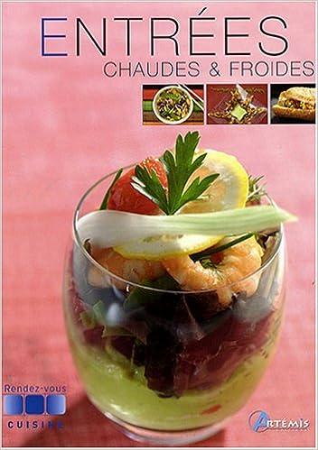 Download Online Entrees Chaudes et Froides pdf, epub