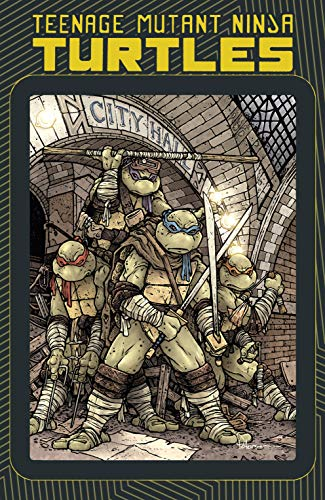 Teenage Mutant Ninja Turtles: Macro Series (Teenage Mutant Ninja Turtles: Macro-Series)