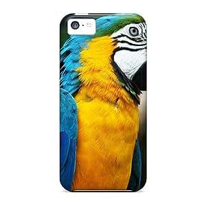 Cute Appearance Cover/tpu GPAqJJv4304NIOmc Talking Parrot Case For Iphone 5c