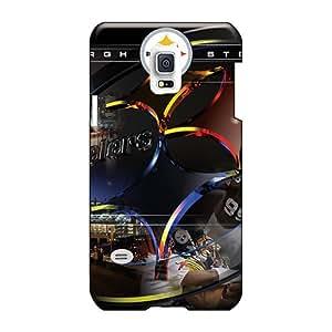Shock Absorbent Hard Phone Covers For Samsung Galaxy S5 Mini With Provide Private Custom Beautiful Pittsburgh Steelers Skin JamieBratt