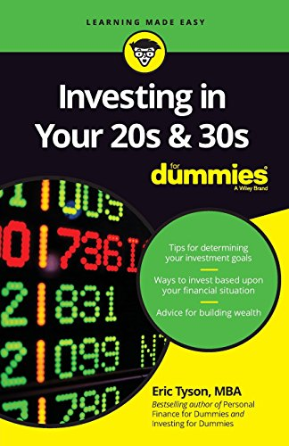 Investing in Your 20s and 30s For Dummies (Best All In One Mutual Fund)