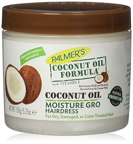 Palmers Coconut Moisture Hairdress Ounce