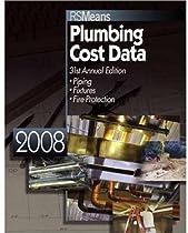 Plumbing Cost Data 2008 (Means Plumbing Cost Data)