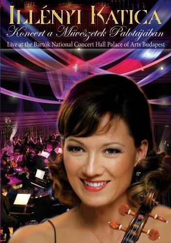 Katica Illényi - Concert at Palace of Arts Budapest (NTSC VIDEO) -