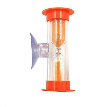 Couleur Al/éatoire Lankater Horloge De Sable Color/é avec Sucker Accueil Pratique Douche Minuterie Salle De Bains Accessoires Pratiques