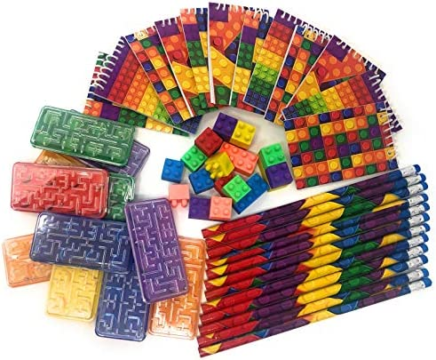 Brick Building Blocks Party Novelty