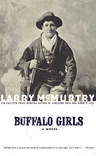 Wild Sales Buffalo - Buffalo Girls: A Novel