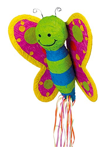 Ya Otta Pinata Butterfly Pull-String Pinata ()