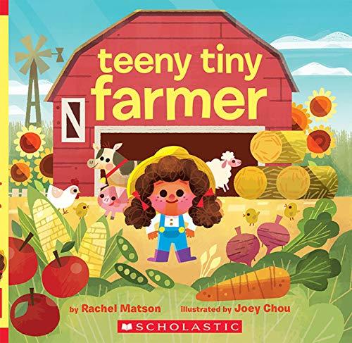 Book Cover: Teeny Tiny Farmer