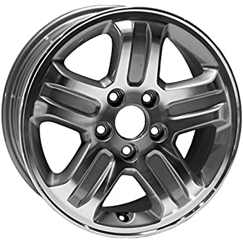 Dorman 939-612 Aluminum Wheel 16x6//4x114.3mm