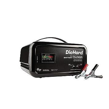 amazon com diehard 10 amp manual battery charger automotive rh amazon com Sears Battery Charger 7233 Die Hard Battery Charger 71222 Manual