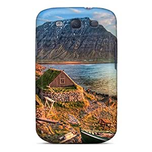 Galaxy Case New Arrival For Galaxy S3 Case Cover - Eco-friendly Packaging(StCzWlX7072ikaDh)