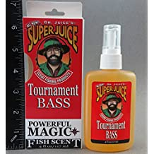 Dr. Juice Tournament Bass Fish Scent