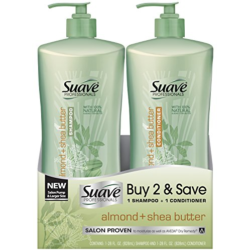 suave-professionals-shampoo-and-conditioner-almond-and-shea-butter-28-ounce