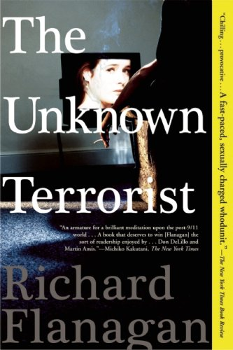 Terrorist Novel Richard Flanagan product image