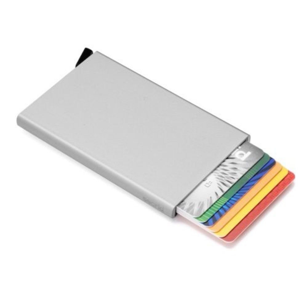 All Cards On One Card - 30 off reddot award winning card protector very slim credit card holder wallet