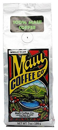 Maui Coffee Company, 100% Maui Coffee, 7 oz. - Whole ()